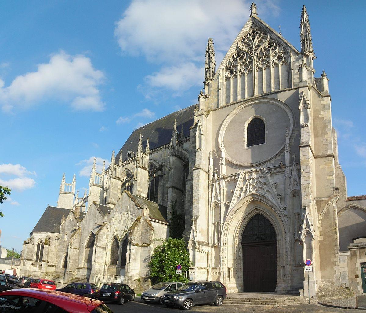 Photo Eglise Saint Aignan