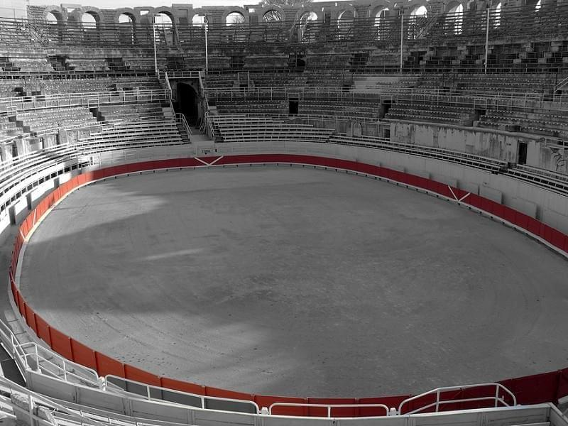 Photo Arènes d'Arles
