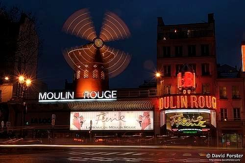 Photo Bal du Moulin Rouge