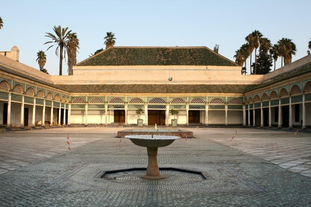 Photo Le Palais de la Bahia - Marrakech