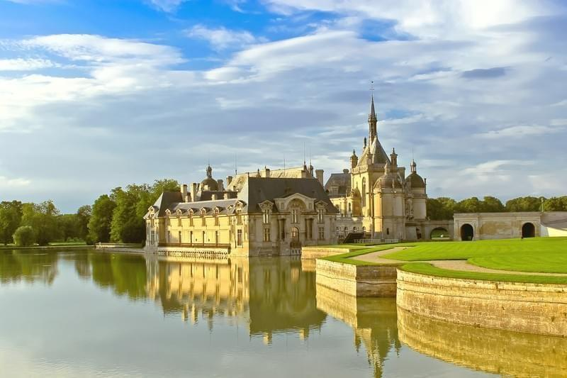Ch teau de chantilly mus e cond chantilly - Chateau de chantilly adresse ...