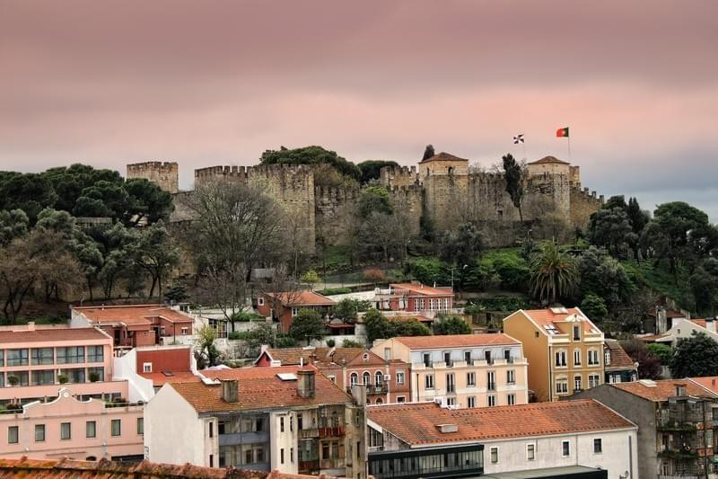 Photo Château Sao Jorge