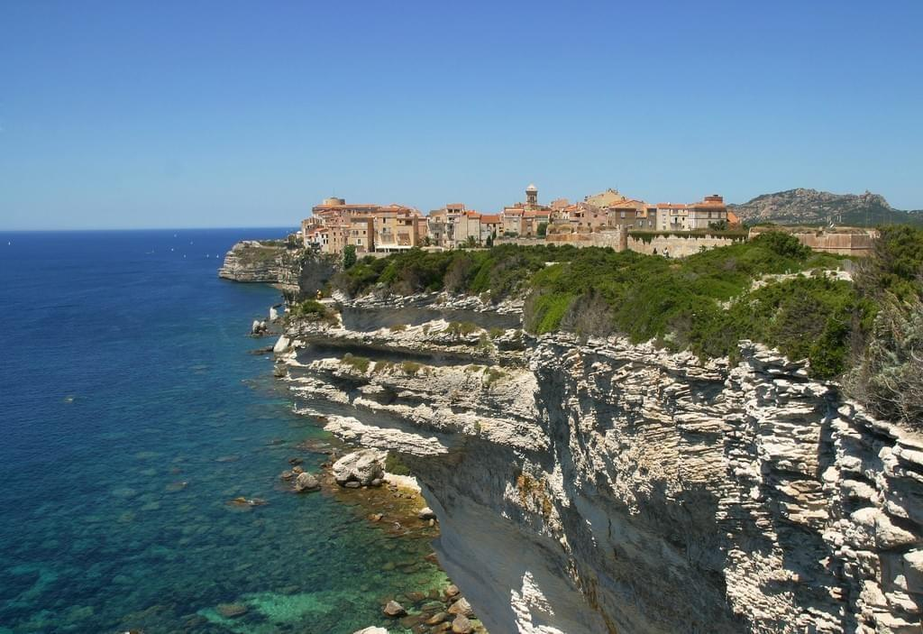 Photo La Haute Ville de Bonifacio