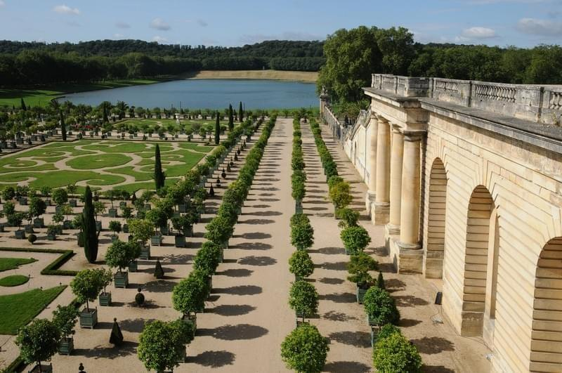 Photo Parc du chateau de Versailles