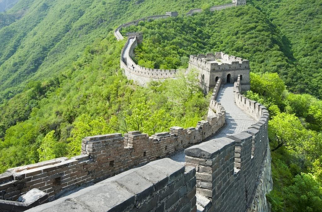 Photo La grande muraille de Chine