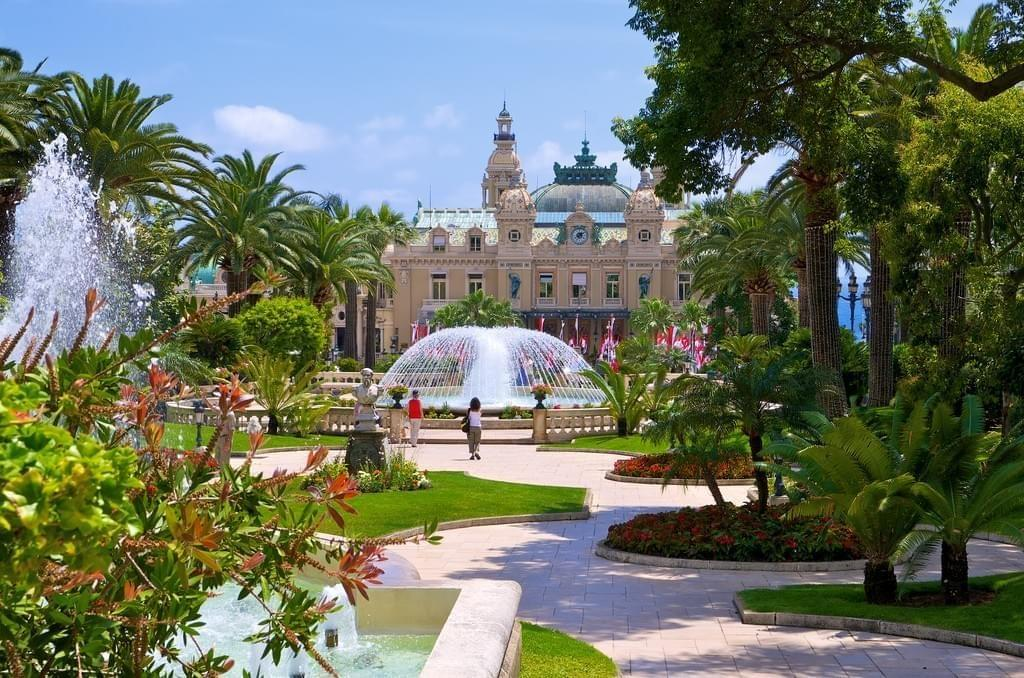 Photo Casino de Monte-Carlo