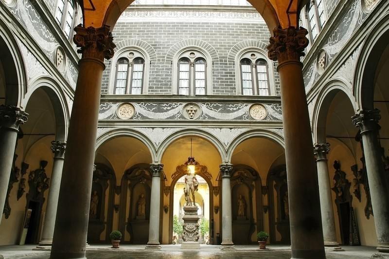 Photo Palais Medici-Riccardi