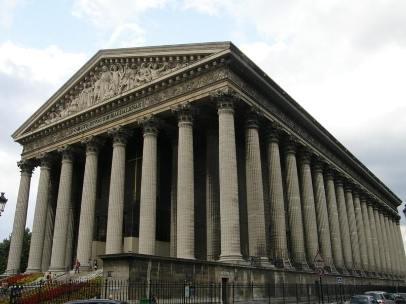 Photo Place de la Madeleine