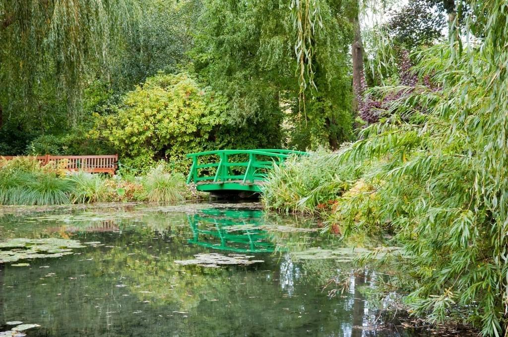Photo Le jardin de Claude Monet