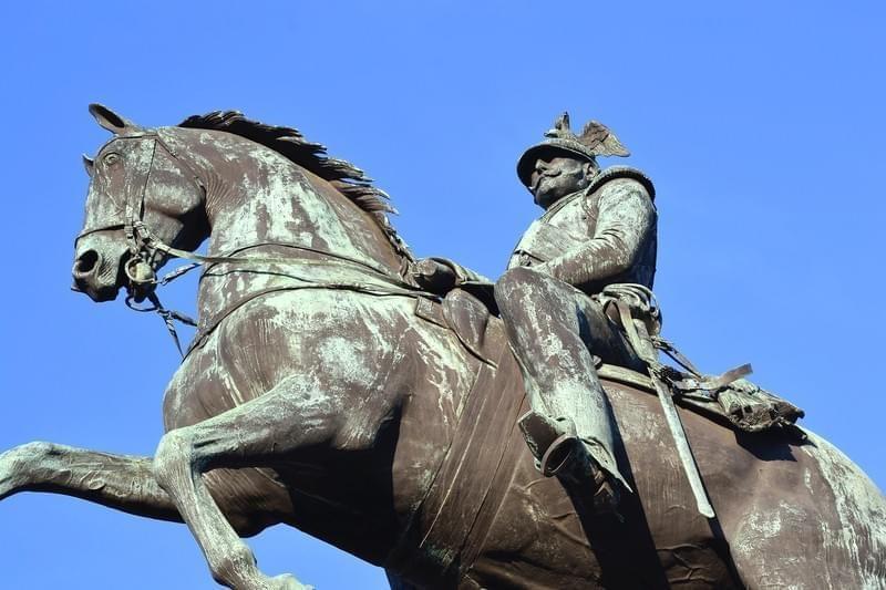Statue de Nicolas I
