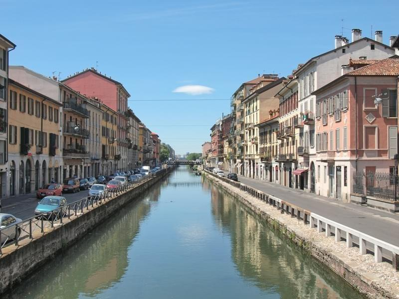 Naviglio Grande: Milan's historic canal | NH Hotel Group
