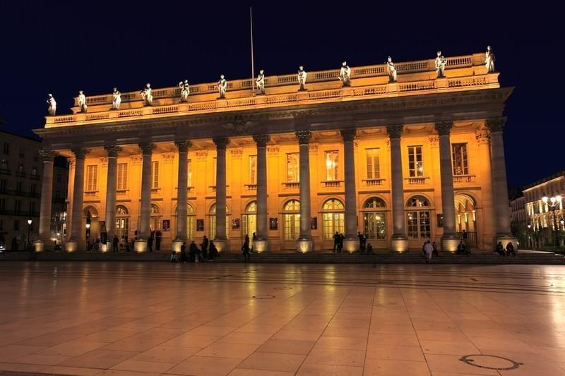 Photo Le Grand-Théâtre de Bordeaux