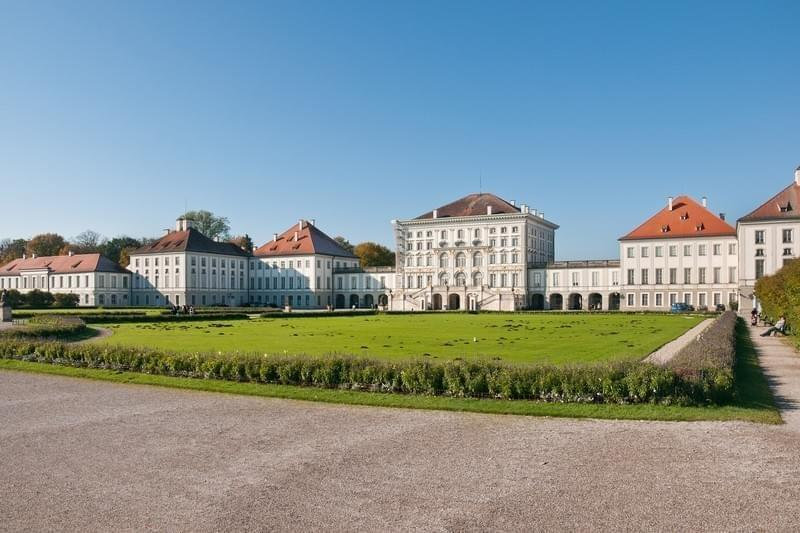 Photo Château Nymphenburg