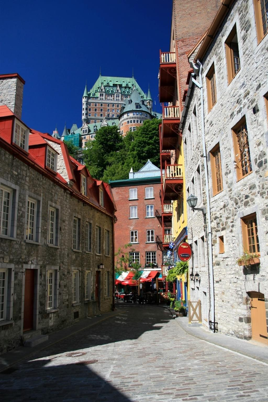 Photo Château Frontenac