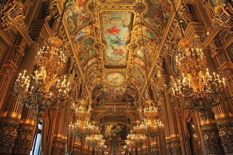 Photo Opera Garnier - Paris
