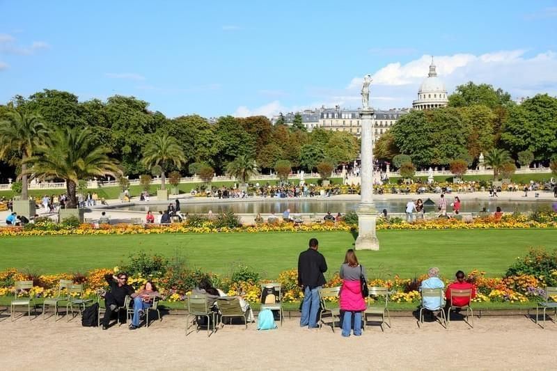 Photo Jardin du Luxembourg
