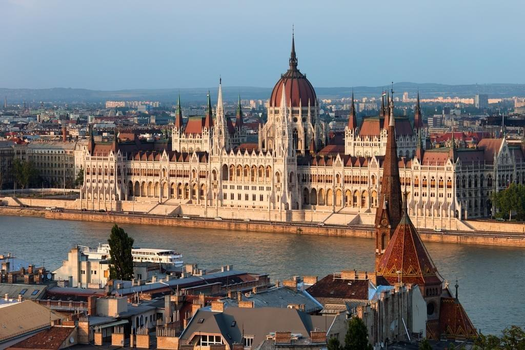 Photo Le Parlement de Budapest
