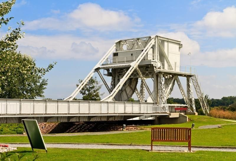 Photo Pegasus Bridge