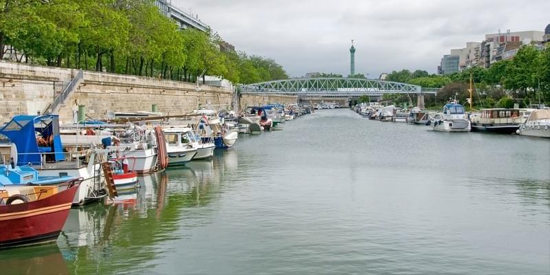 Bassin de l'Arsenal