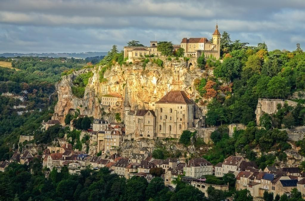 Photo Rocamadour, inimitable