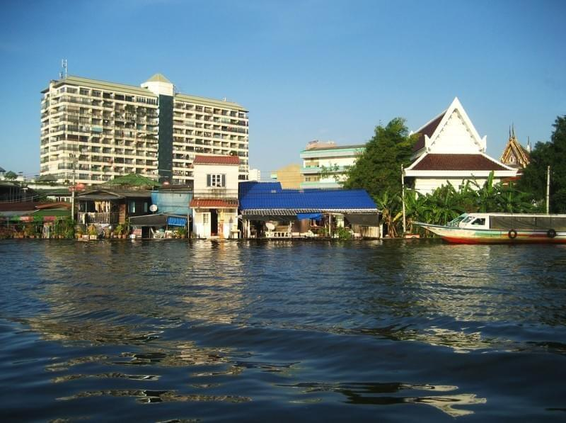 Les khlongs, Bangkok