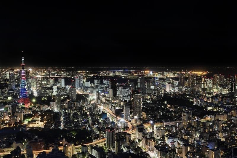 Roppongi by night