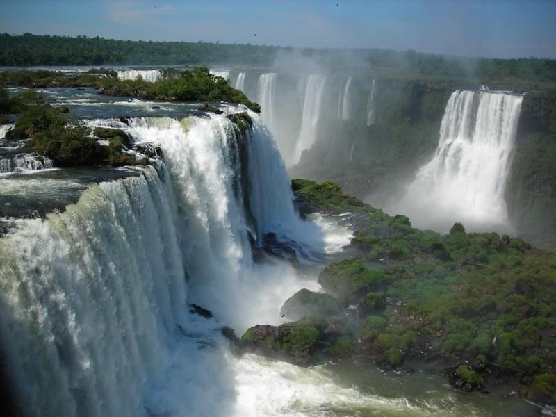 Photo Les chutes d'Iguazu