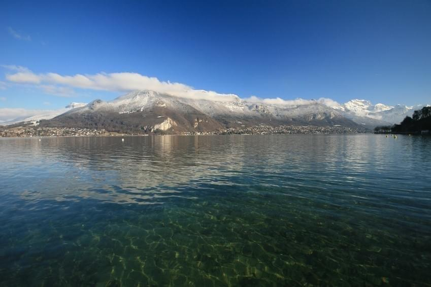 Photo Lac d'Annecy