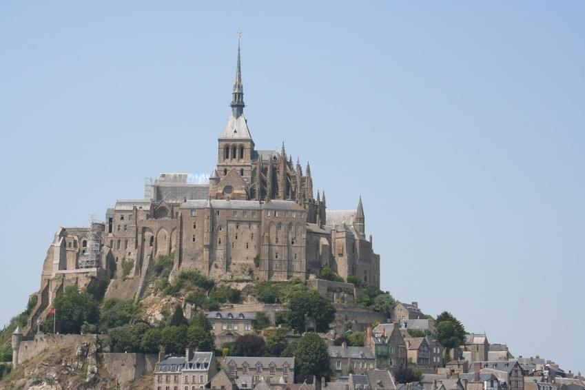 Photo Le Mont-Saint-Michel et son abbaye