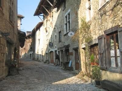 Photo Pérouges - cité médiévale