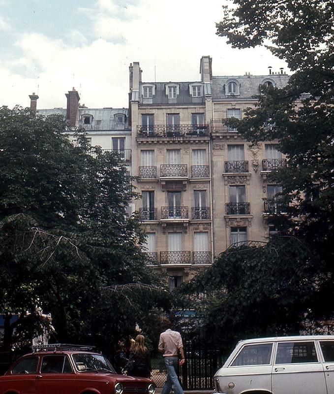 Paris - Place Paul Painlevé