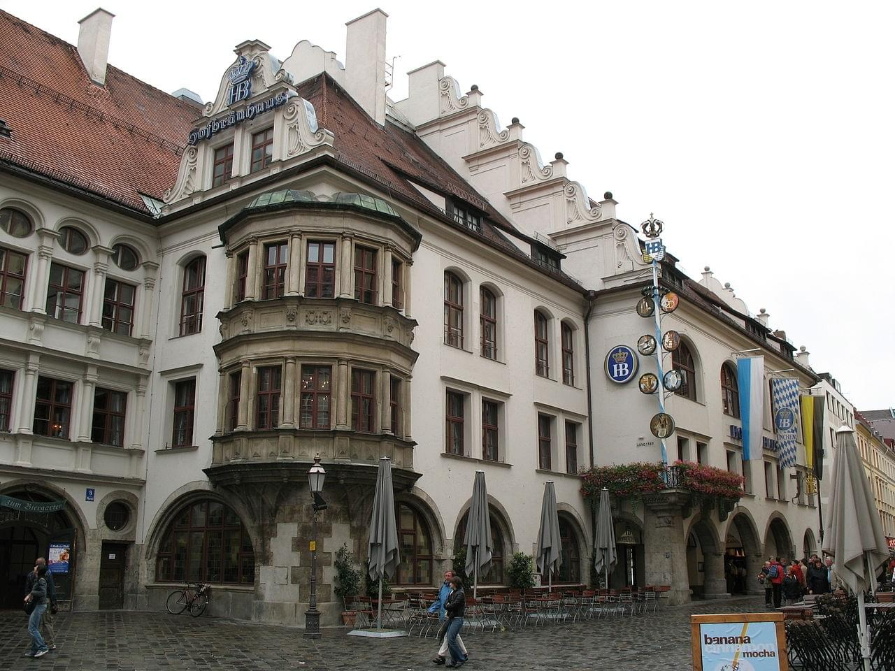 L'institution Hofbrauhaus