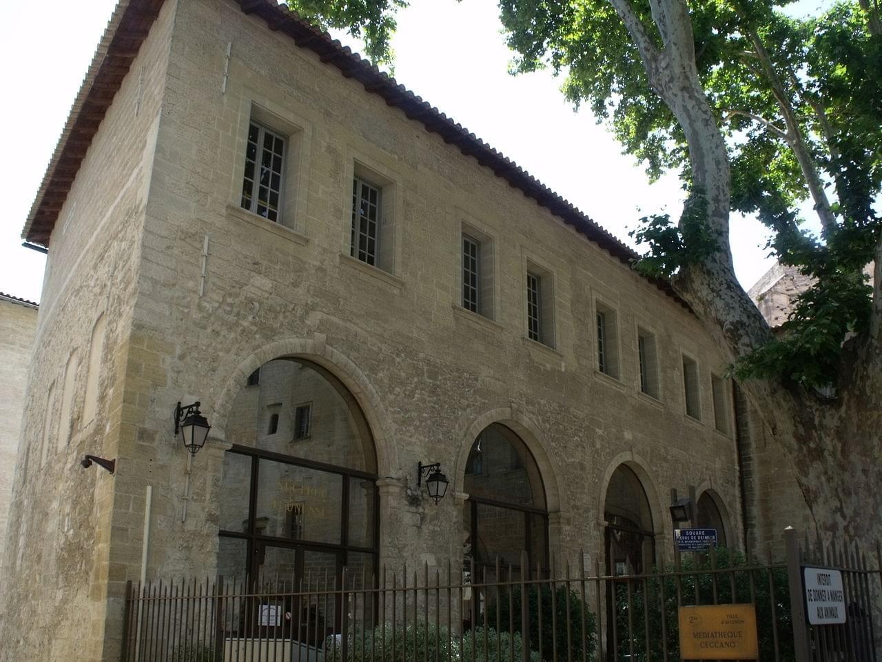 Médiathèque Ceccano