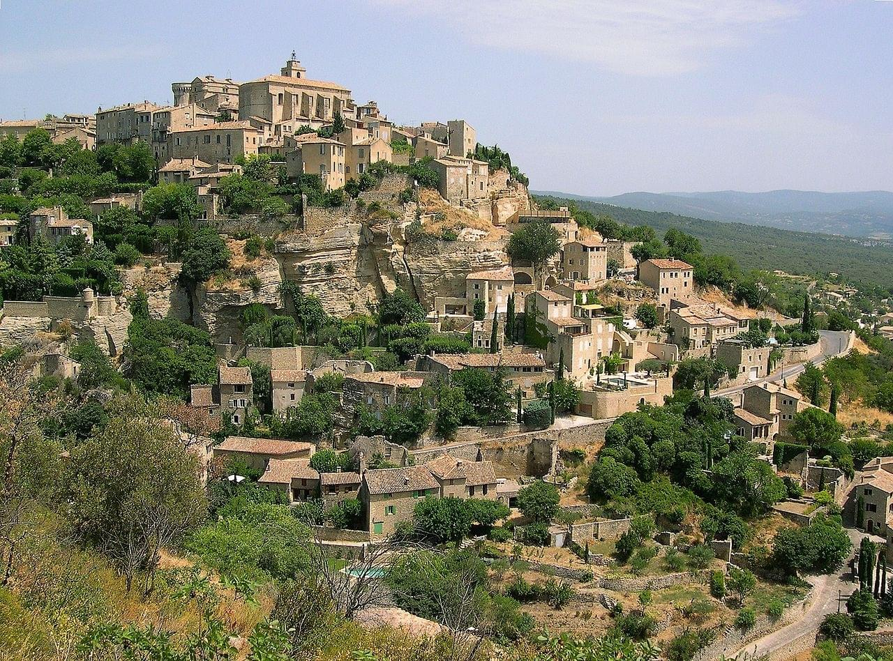 Gordes : introduction