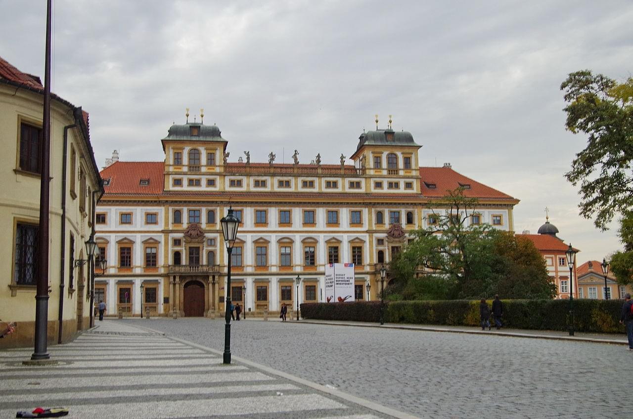 Le Palais Toscan