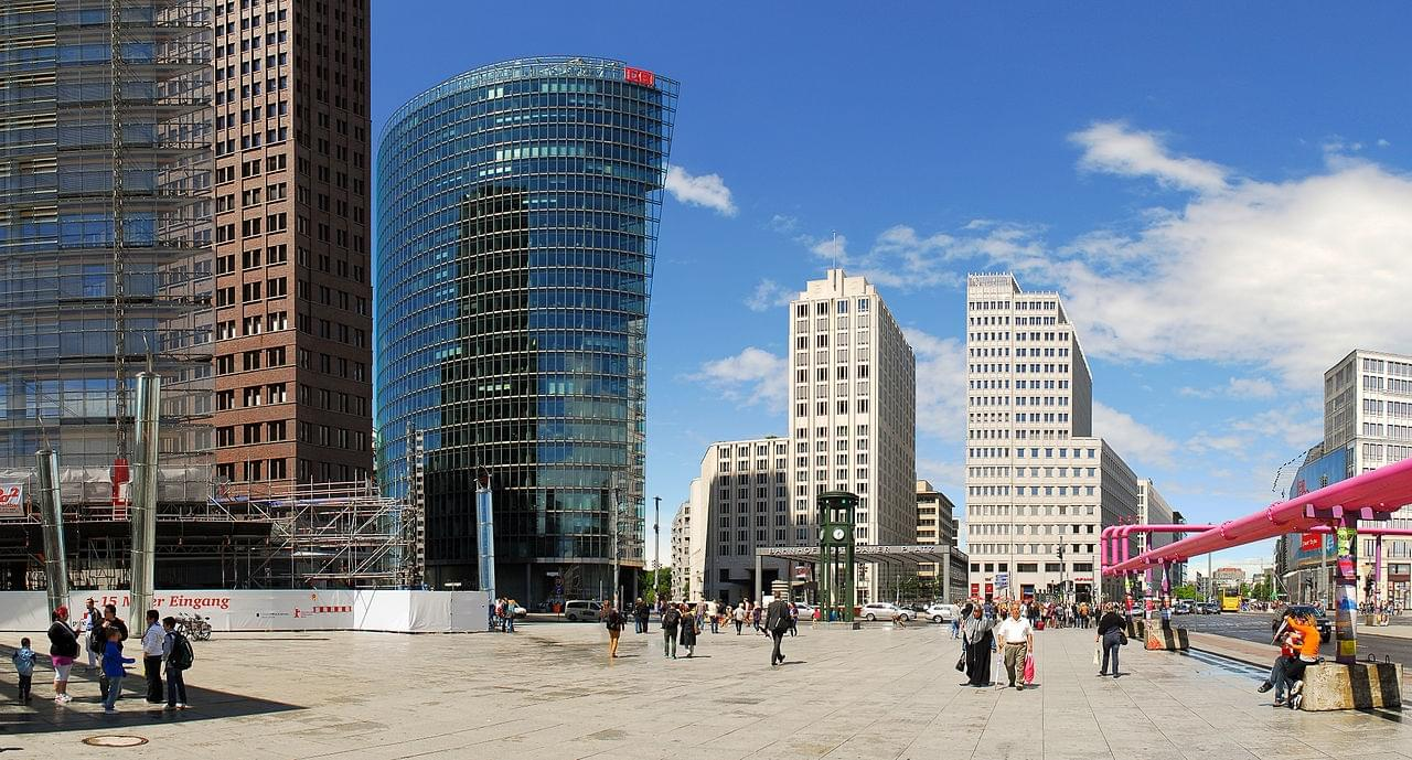 Potsdamer Platz : introduction