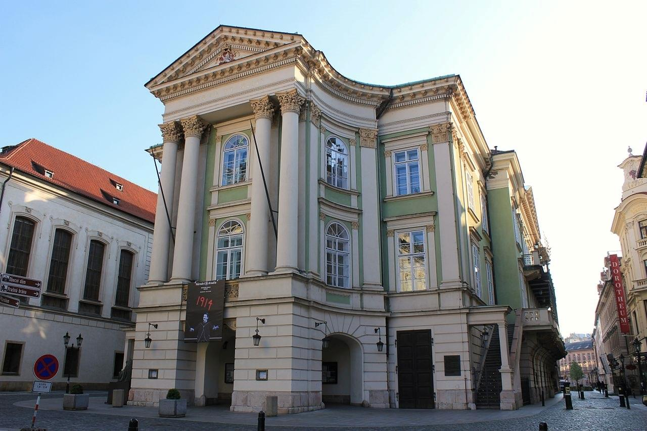 Le Théâtre Tyl