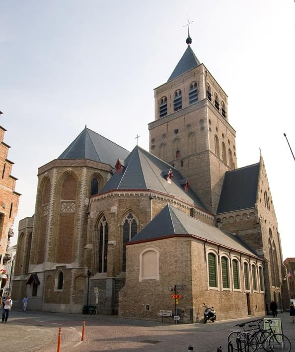 L'église Saint-Jacques