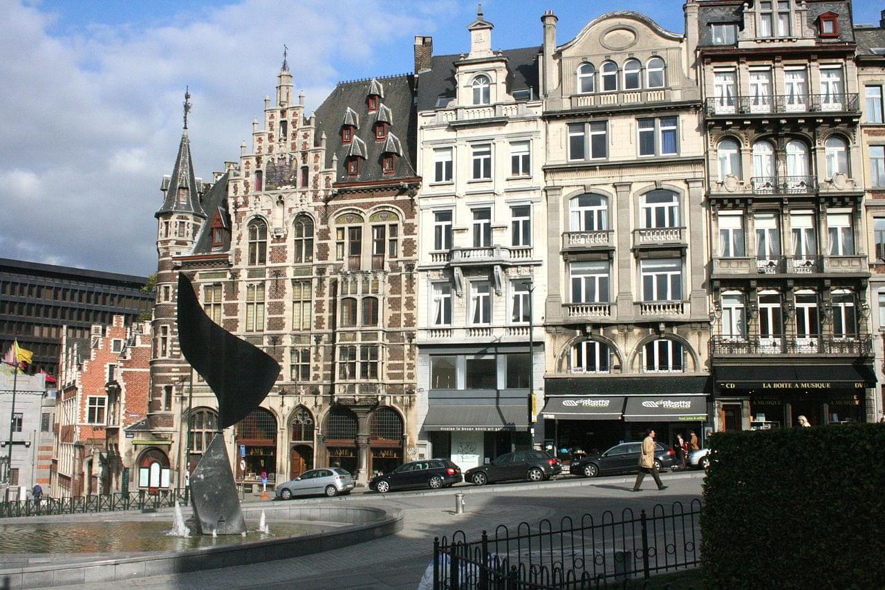 Art Nouveau, une œuvre d'Alexandre Calder