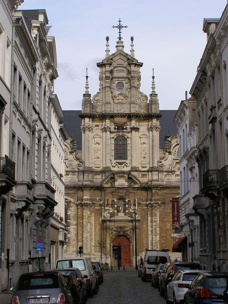 Le grand Béguinage