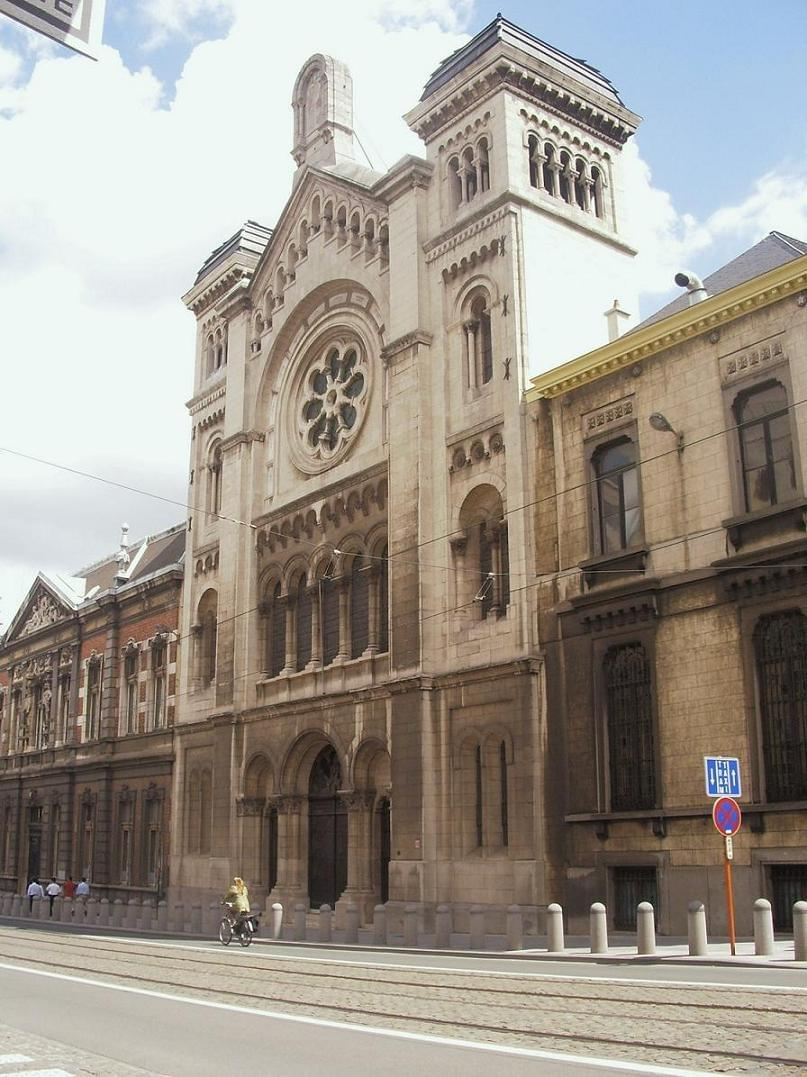 La grande synagogue