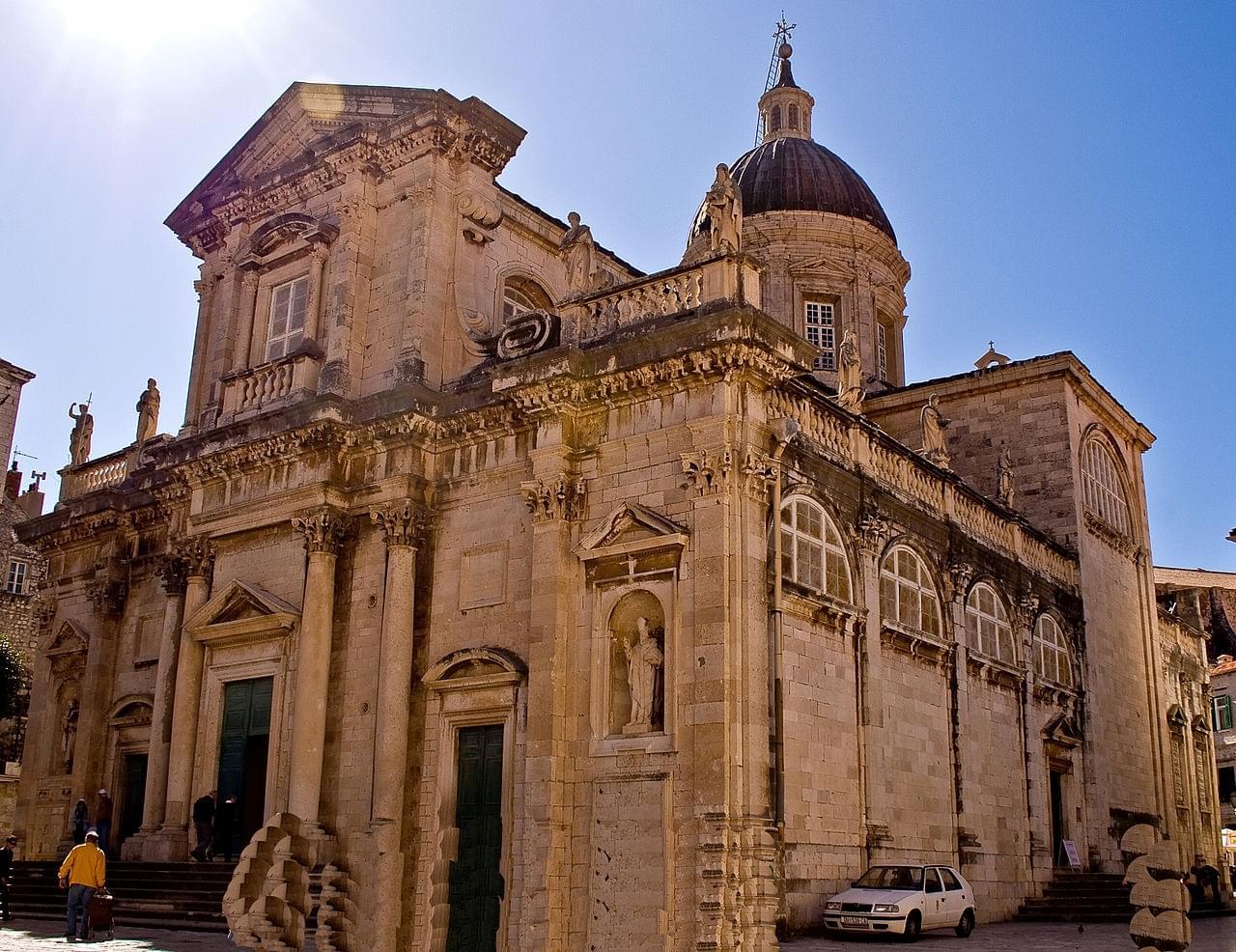 La Cathédrale Assomption
