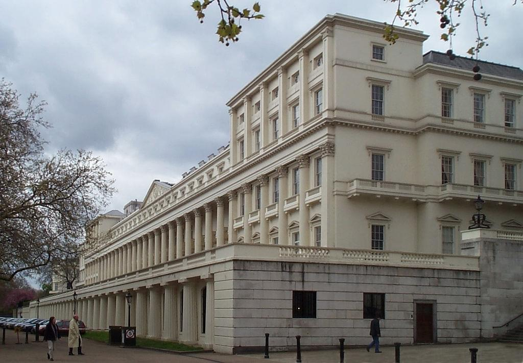 Le Carlton House Terrace