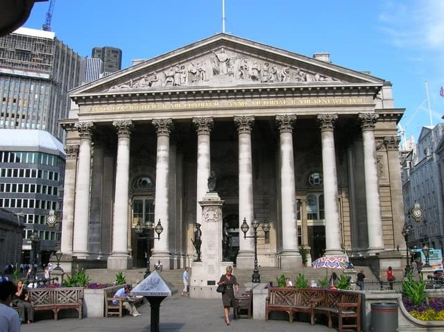 Le Royal exchange