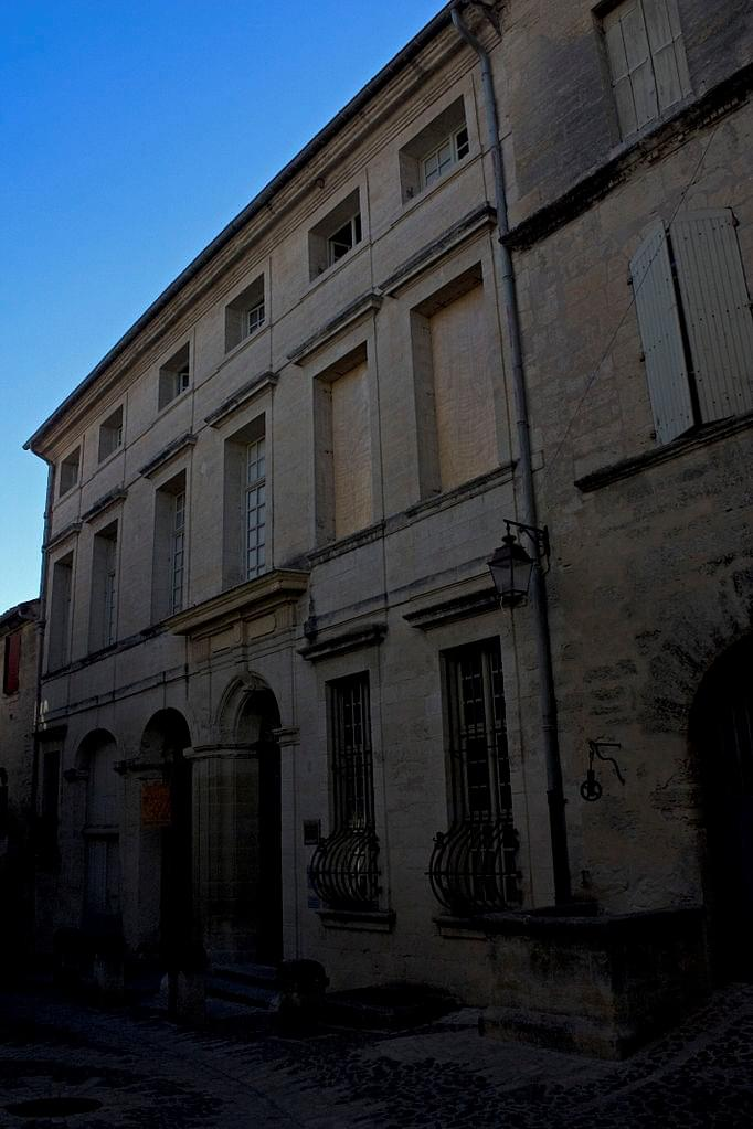 Photo Uzès-Hôtel de Rosier