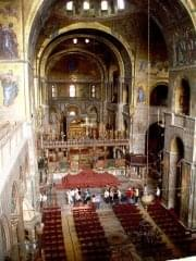 St. Mark's Basilica, View from the museum balcony