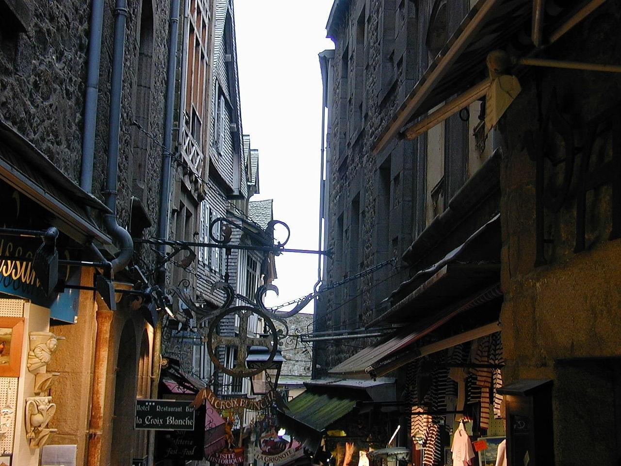 The Houses in the Grande Rue