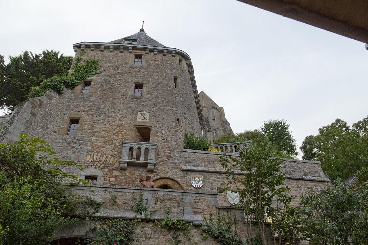 The home of Tiphaine Raguenel