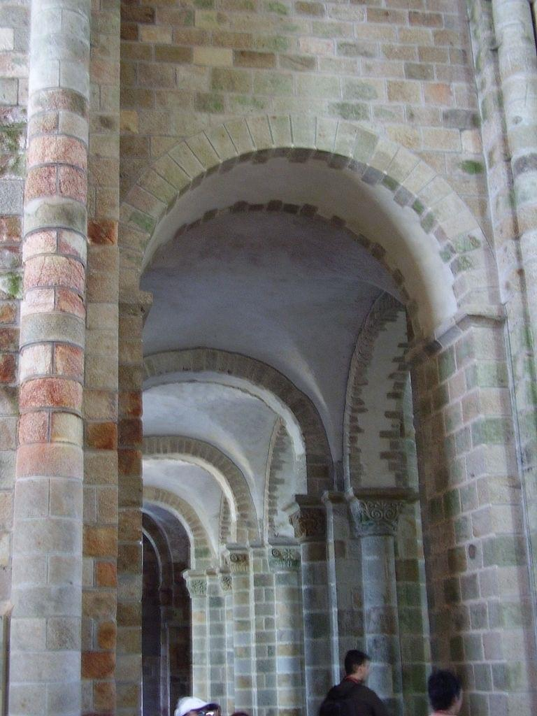 The Transition from Romanesque to Gothic Art