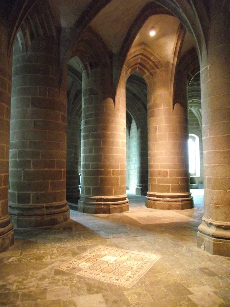 The Gothic Crypt